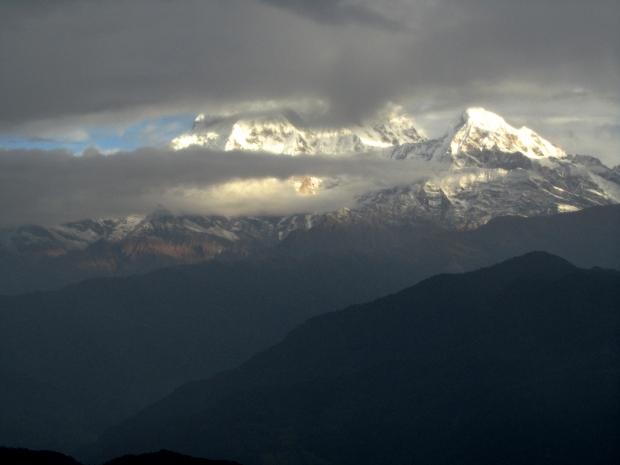 Himalayas –Nepal