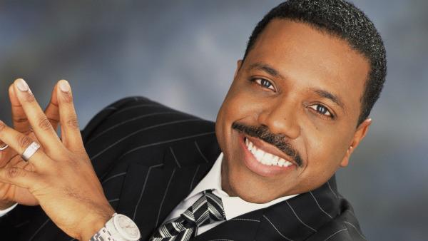 American televangelist Creflo Dollar