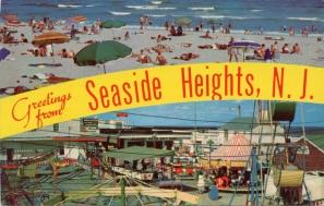 New Jersey Postcard